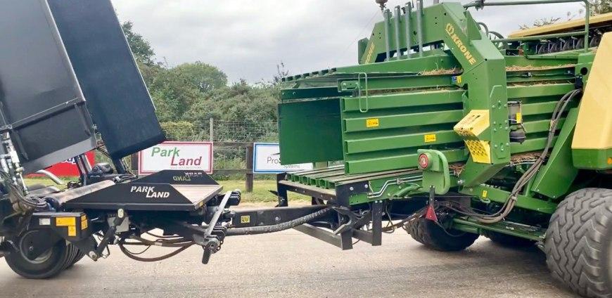 Parkland Agro-Master Accumulator drawbar